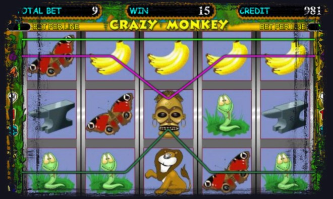 crazy monkey ios
